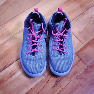 Nike Hyperfr3sh Running Shoes Size 7Y